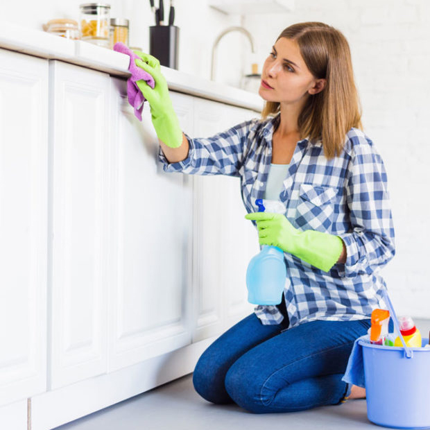 Brazilian cleaning services residential